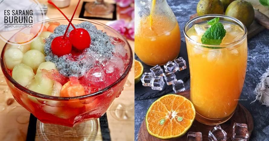 20 Resep Minuman Segar Sederhana Dan Pelepas Dahaga